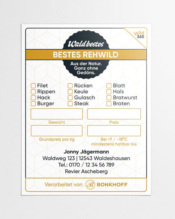 Waldbestes Bonkhoff Spezial
